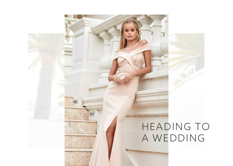 Win Best Dressed Guest; Shop All Wedding Guest Outfits