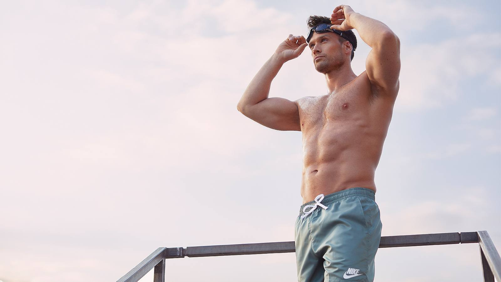 How to stay in shape this summer - swimwear