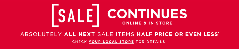 8 Sale continues online & instore shallow