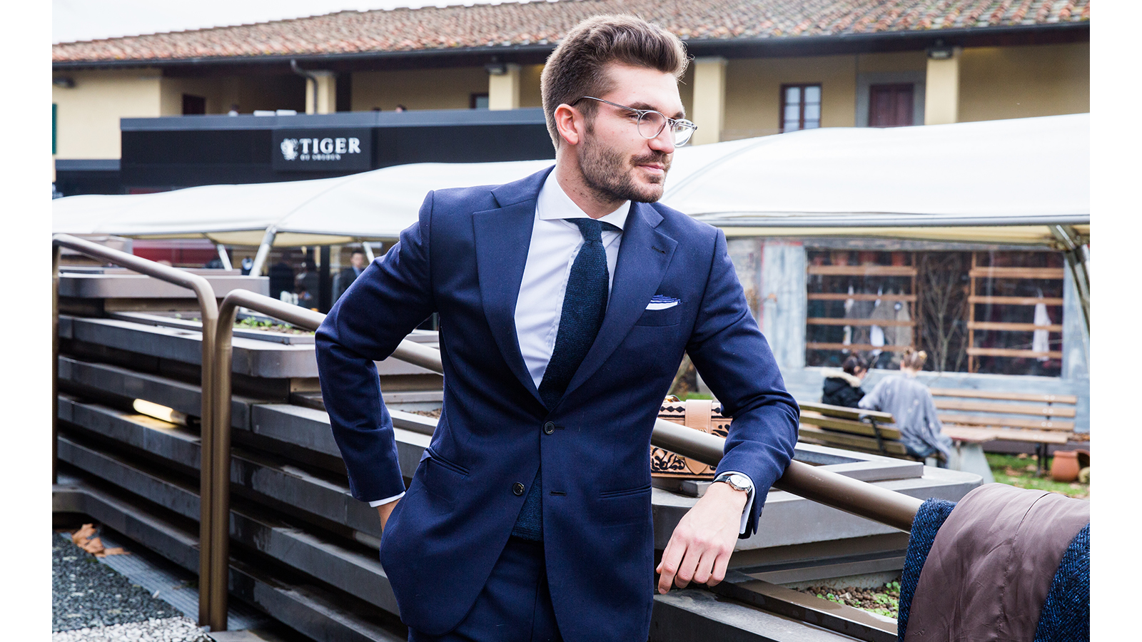 7 style tips for shorter men - visiting a tailor is always an option