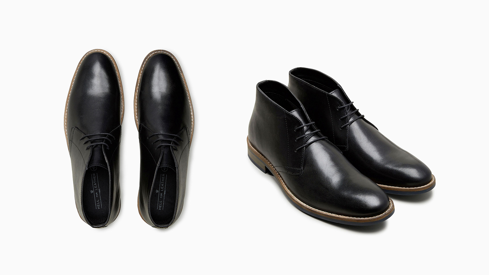 The boots to wear for winter - Chukka boots