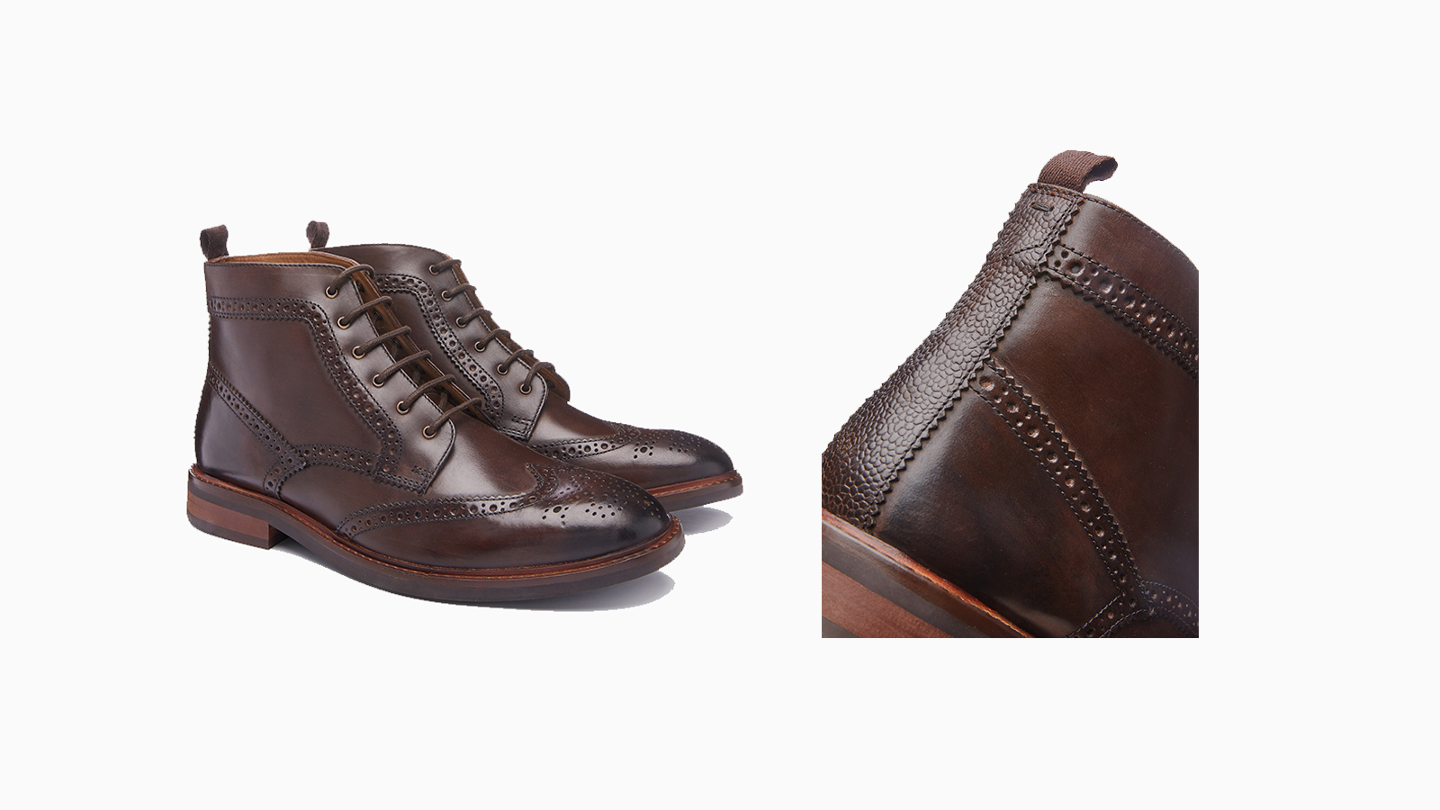 The winter boots to wear now - Chukka boots