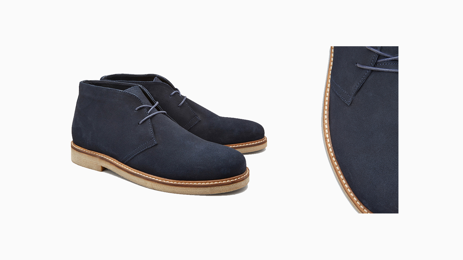 The winter boots you need now - suede desert boots