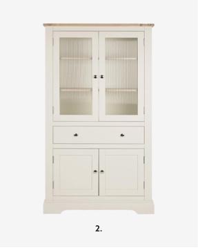 Dorset 4 Door 1 Drawer Storage Unit