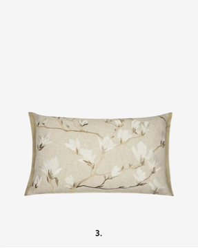 Magnolia Grove Cushion