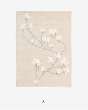 Magnolia Grove Natural Rug