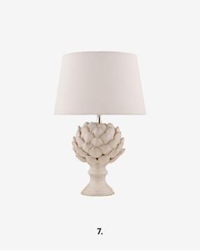 Artichoke 1 Light Table Lamp