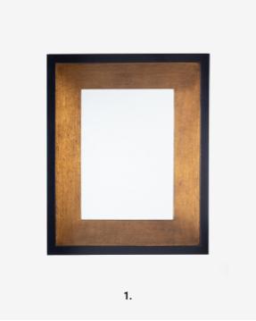 Cara Mottled Rectangular Mirror