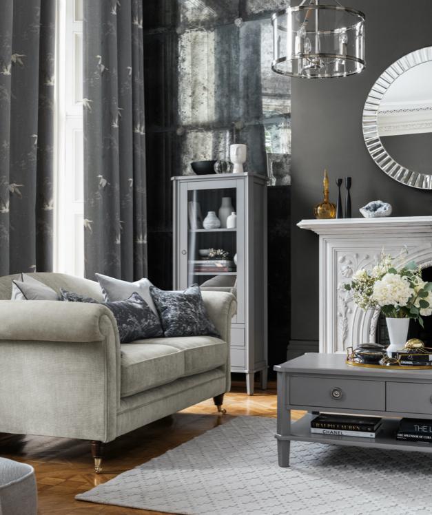 Henshaw Charcoal Furniture
