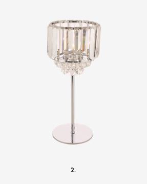 Vienna Crystal Table Lamp