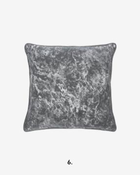Valentina Steel Cushion