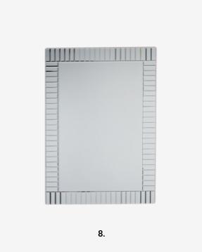 Capri Large Rectangular Mirror