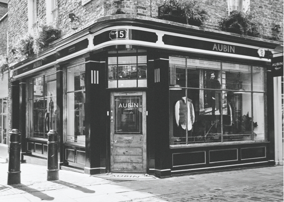Aubin Store