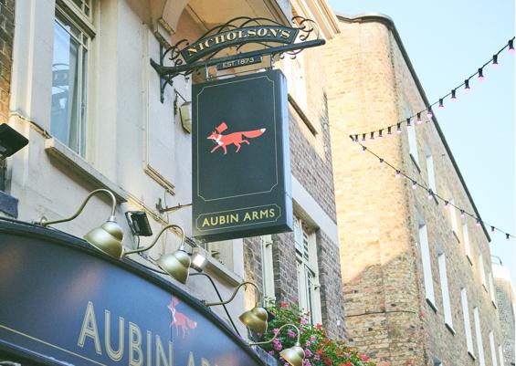 Aubin Arms