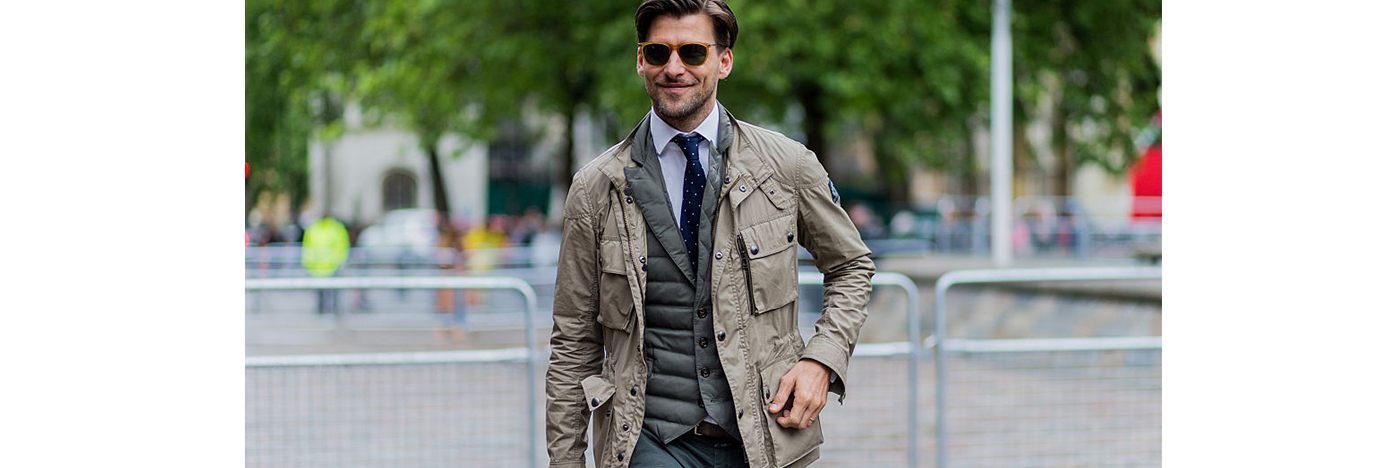 The best winter coats for men - down jacket