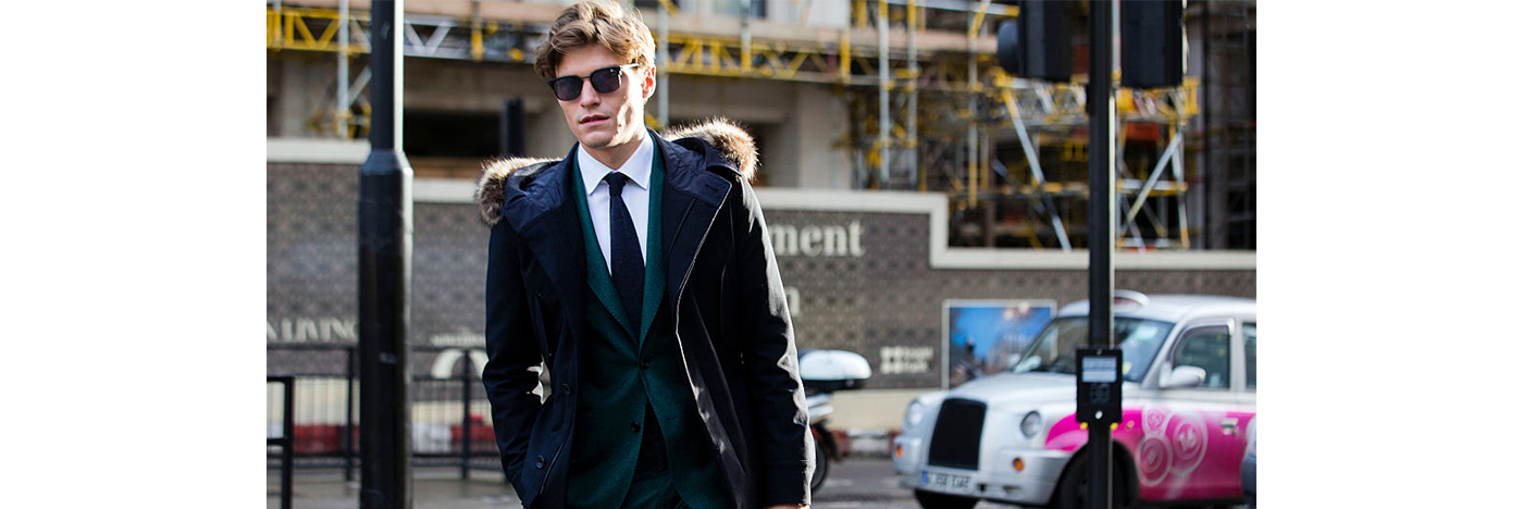 The best winter coats for men - parka