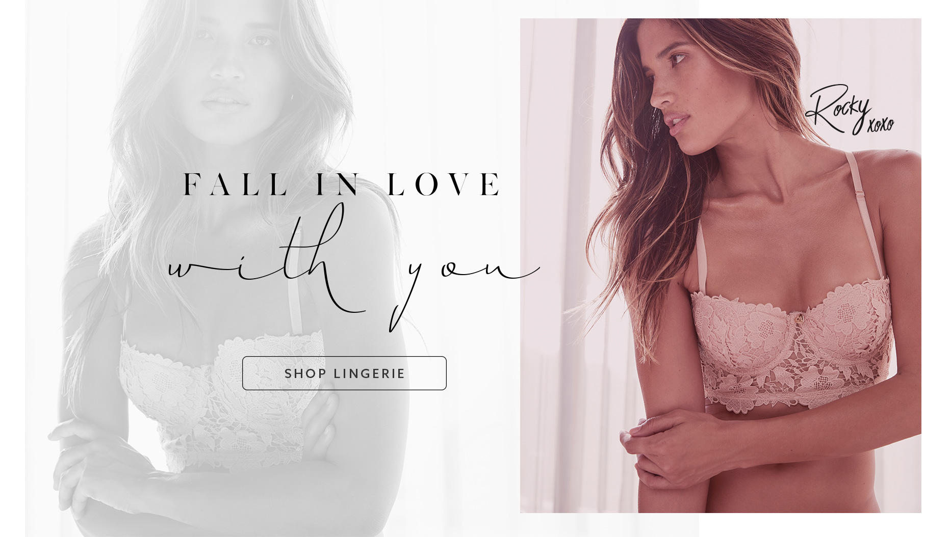 Fall in Love With You - Lipsy Lingerie