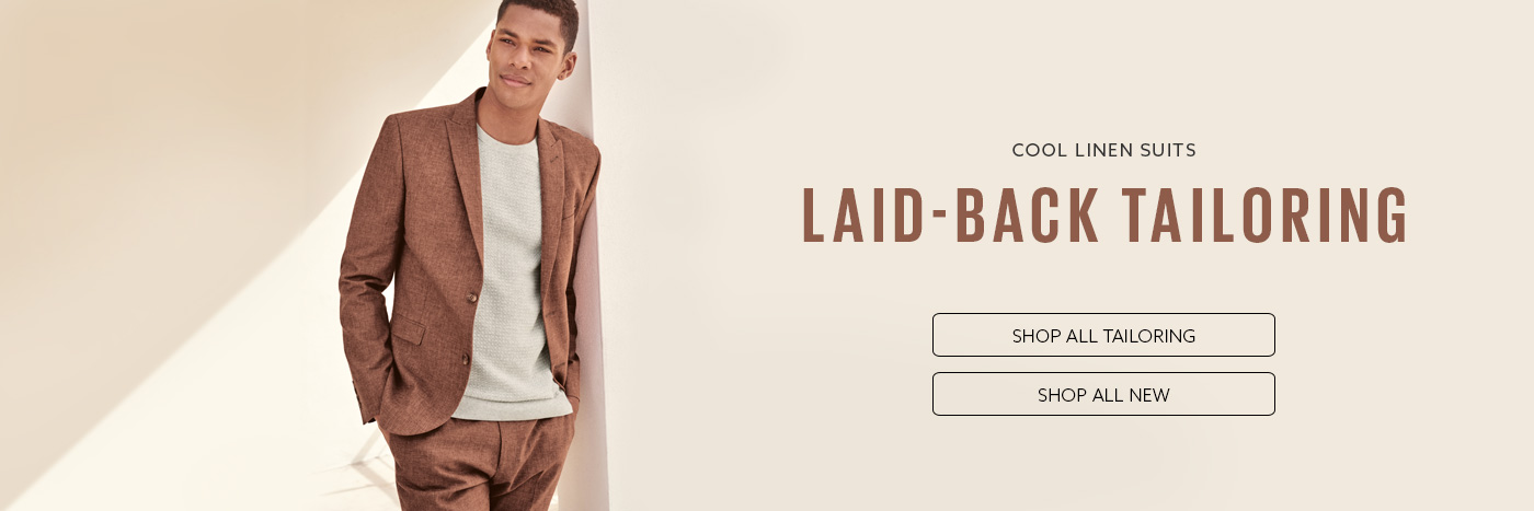 421170ce42df8 Laid - Back Tailoring