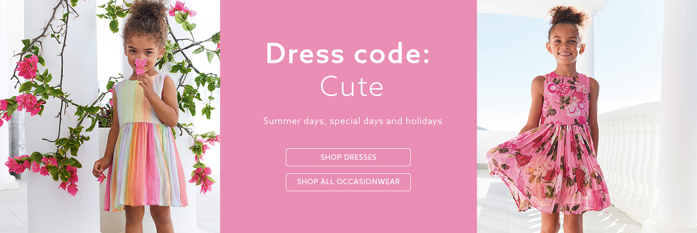 dcdff6556d9 GIRLS CLOTHING. Dress code Cute