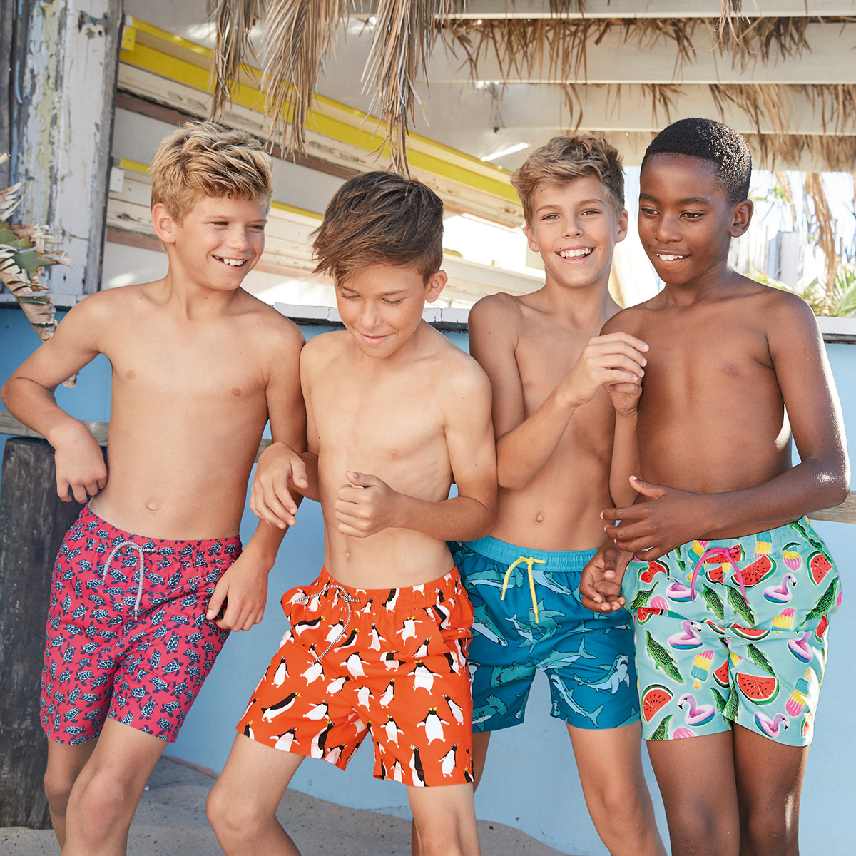 9cecd94478 Boys Swimwear | Boys Swim Shorts & Trunks | Next UK