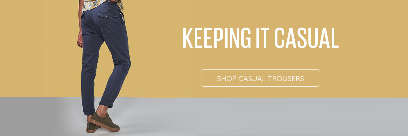 Shop Casual Trousers